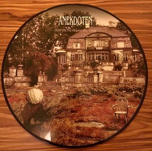 Until All The Ghosts Are Gone Picture Disc 300 copies RECORD STORE DAY