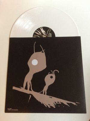 Gravity White vinyl