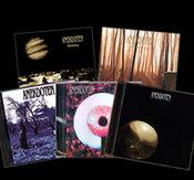 5 CD bundle. Anekdoten's 5 first studio albums.